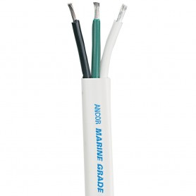 Ancor Triplex Cable - 10-3 AWG - 100-