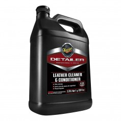 Meguiars Detailer Leather Cleaner Conditioner - 1-Gallon