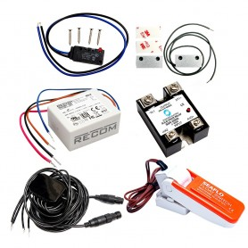 mazu M25 Sentry Kit Includes Sentry Adapter Cable- Float Switch- Magnetic Contacts- Backup Battery- Sensors Actuator