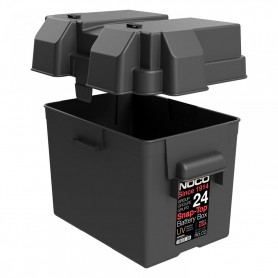 NOCO Snap-Top Battery Box - 24V