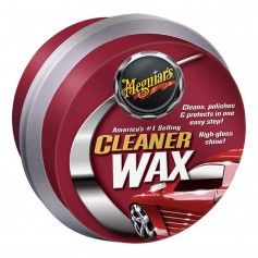 Meguiars Cleaner Wax - Paste -Case of 6-