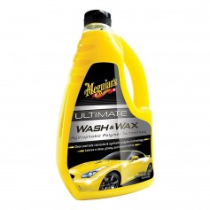 Meguiars Ultimate Wash Wax - 1-4 Liters -Case of 6-