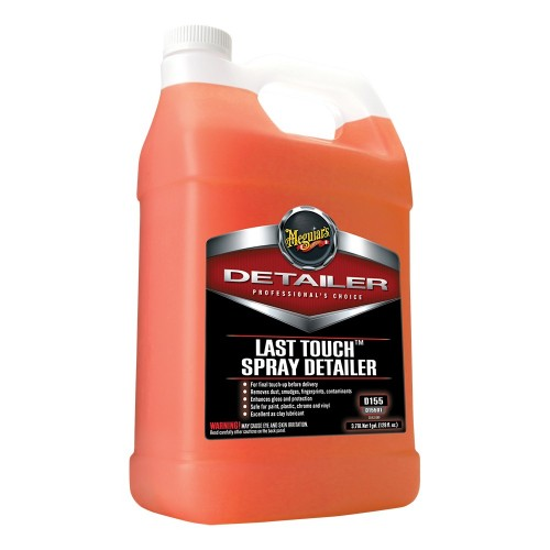 Meguiars Detailer Last Touch Spray Detailer - 1-Gallon -Case of 4-