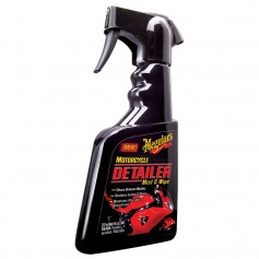 Meguiars Motorcycle Detailer Mist Wipe -Case of 6-