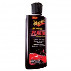Meguiars Motorcycle Plastic Polish -Case of 6-