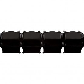 RIGID Industries Adapt Lens Cover 10- - Black