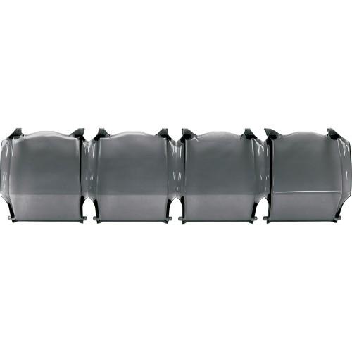RIGID Industries Adapt Lens Cover 10- - Smoke