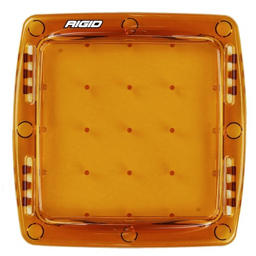 RIGID Industries Q-Series Lens Cover - Amber