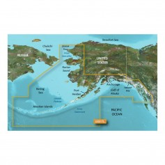 Garmin BlueChart g3 Vision HD - VUS517L - Alaska South - microSD-SD
