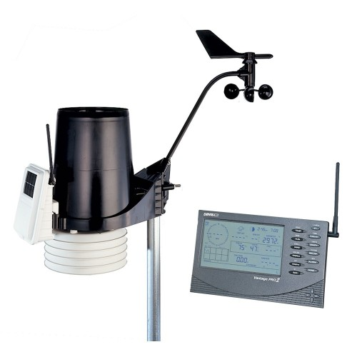 Davis Wireless Vantage Pro2 Plus w-UV - Solar Radiation Sensors