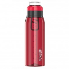 Thermos Hydration Bottle w-360 Drink Lid - 32oz - Cranberry