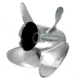Turning Point Express EX-1417-4L Stainless Steel Left-Hand Propeller - 14-5 x 17 - 4-Blade