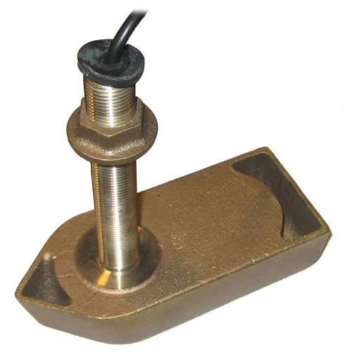 SI-TEX 307-50-200T-CX Thru-Hull Transducer f-SVS-650- CVS-126 - CVS-128