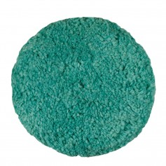 Presta Rotary Blended Wool Buffing Pad - Green Light Cut-Polish