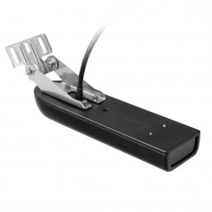 Garmin GT51M-TM Transom Mount DownVu-SideVu 500W- Traditional 600W Transducer Mid-Band CHIRP w-Temp - 12-Pin