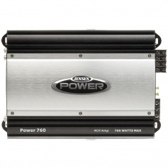 JENSEN POWER760 4-Channel Amplifier