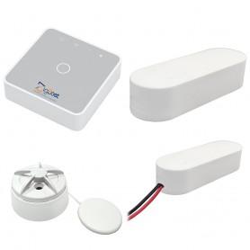 Glomex ZigBoat Starter Kit System - Gateway- Battery- Door-Porthold Flood Sensor