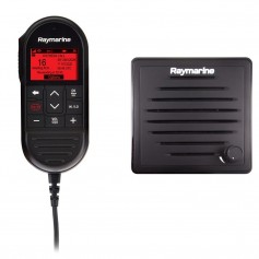 Raymarine Ray90 Wired Second Station Kit w-Passive Speaker- RayMic Wired Handset RayMic Extension Cable - 10M