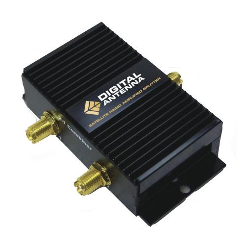 Digital Antenna 2-Way Satellite Radio Antenna Splitter DA-2330