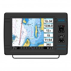 SI-TEX NavPro 1200F w-Wifi Built-In CHIRP - Includes Internal GPS Receiver-Antenna