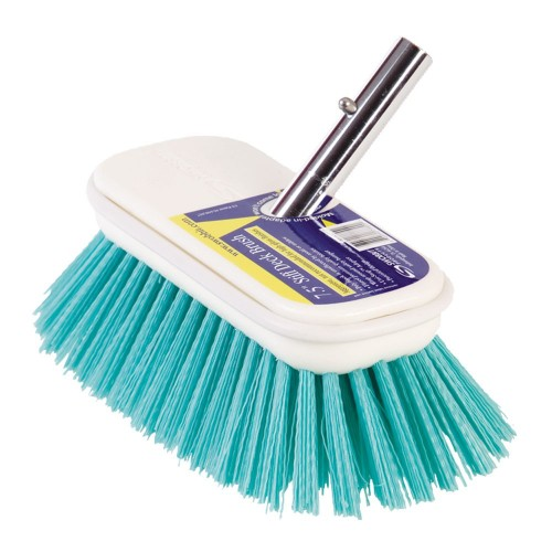 Swobbit 7-5- Stiff Brush - Blue