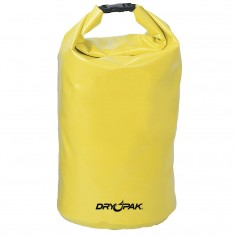 Dry Pak Roll Top Dry Gear Bag - 9-1-2- x 16- - Yellow