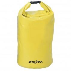 Dry Pak Roll Top Dry Gear Bag - 9-1-2- x 16- - Yellow