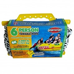 SportsStuff 6K Tow Rope - 6-Person - 60