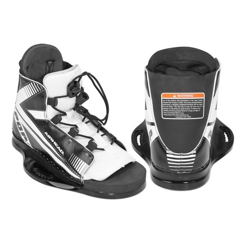 AIRHEAD Venom Wakeboard Bindings - Men-s 9-12