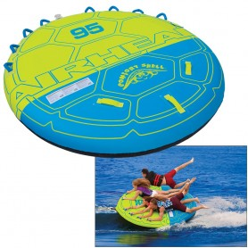 AIRHEAD Comfort Shell Deck Water Tube - 4-Rider
