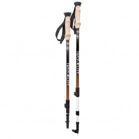 YUKON Trek Lite Anti-Shock Poles - Orange