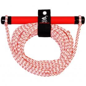 AIRHEAD Water Ski Rope w-EVA Handle - 1 Section - 75