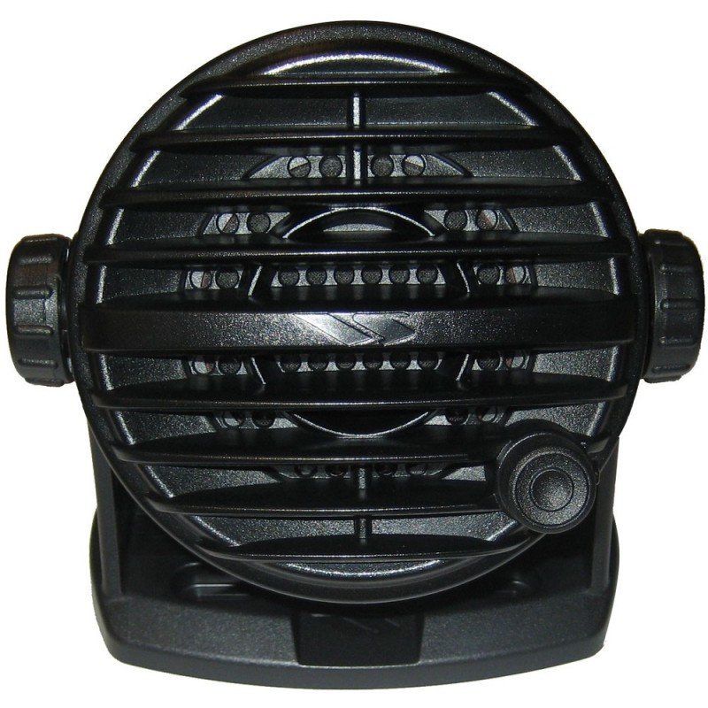 Standard Horizon Black Intercom Speaker w-PTA Button