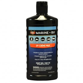 Presta Marine UV Creme Wax - 16oz - -Case of 12-
