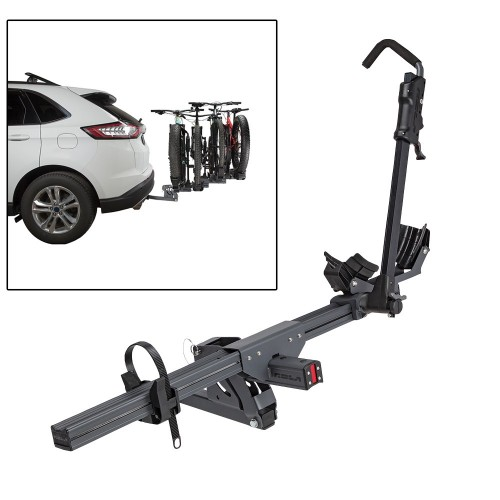 ROLA Convoy 4-Bike Carrier - Trailer Hitch Mount - 2- Base Unit