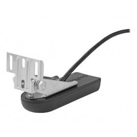Garmin GT22HW-TM Plastic- TM or Trolling Motor Transducer- High Wide CHIRP-CHIRP DownVu - 455-800kHz- 500W- 8-Pin