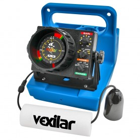 Vexilar FL-18 Genz Pack w-12 Ice Ducer