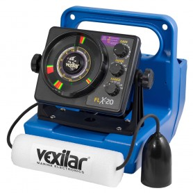 Vexilar FLX-20 Genz Pack w-12 Ice Ducer