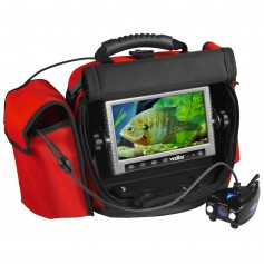 Vexilar Fish Scout Color-Black White Underwater Camera w-Soft Case
