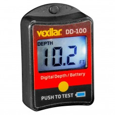 Vexilar Digital Depth Battery Gauge