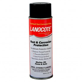 Forespar Lanocote Rust Corrosion Solution - 7 oz-