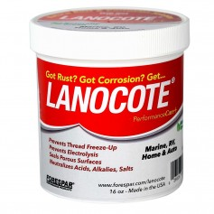Forespar Lanocote Rust Corrosion Solution - 16 oz-