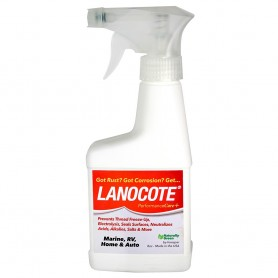 Forespar Lanocote Rust Corrosion Solution - 8 oz-
