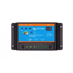 BlueSolar PWM-Light Charge Controller 12/24V-5A
