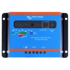 BlueSolar PWM-Light Charge Controller 48V-10A