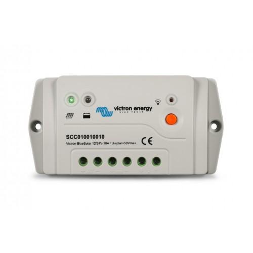BlueSolar PWM-Pro Charge Controller 12/24V-10A