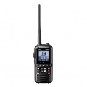 Standard Horizon HX890 Floating 6 Watt Class H DSC Handheld VHF-GPS - Black