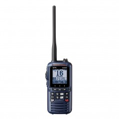 Standard Horizon HX890 Floating 6 Watt Class H DSC Handheld VHF-GPS - Navy Blue