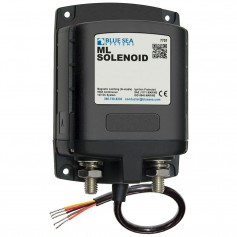 Blue Sea 7701 ML-Series Solenoid w-Contura Switch 12VDC
