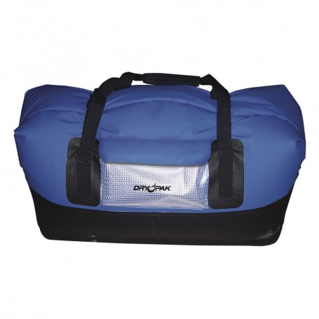 Dry Pak Waterproof Duffel Bag - Blue - XL